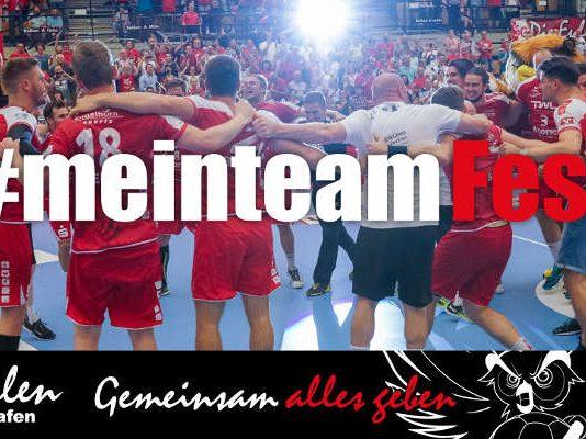 #meinteamFest der Eulen Ludwigshafen am 27.07.2018 (Foto: Die Eulen Ludwigshafen)