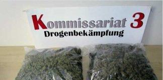 Insgesamt rund vier Kilo Rauschgift - davon jeweils zwei Kilo Marihuana und Haschisch - wurden sichergestellt und die mutmaßlichen Drogendealer festgenommen
