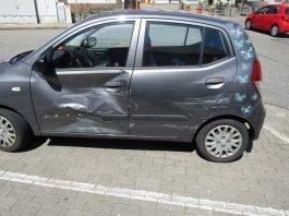 Viel Blechschaden ist am Dienstagnachmittag bei einem Unfall in der Kästenbergstraße in Siegelbach entstanden