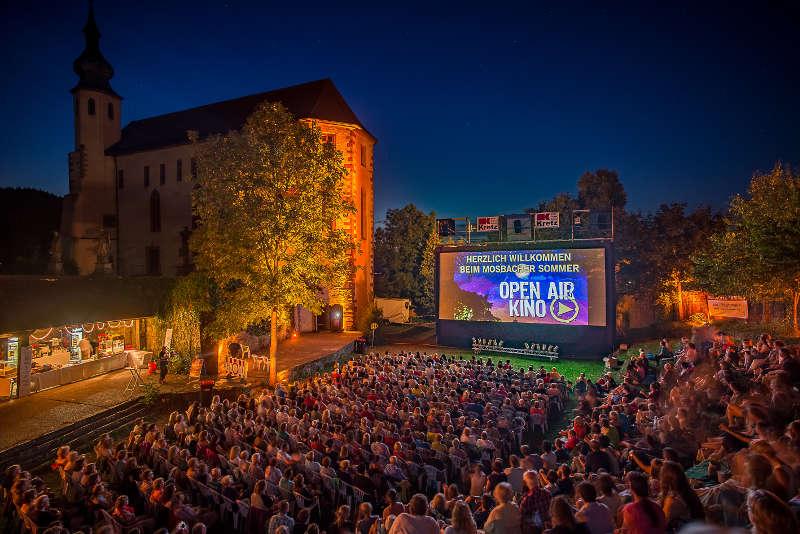 Open Air Kino Burggraben 2016 (Foto: Thomas Kottal)