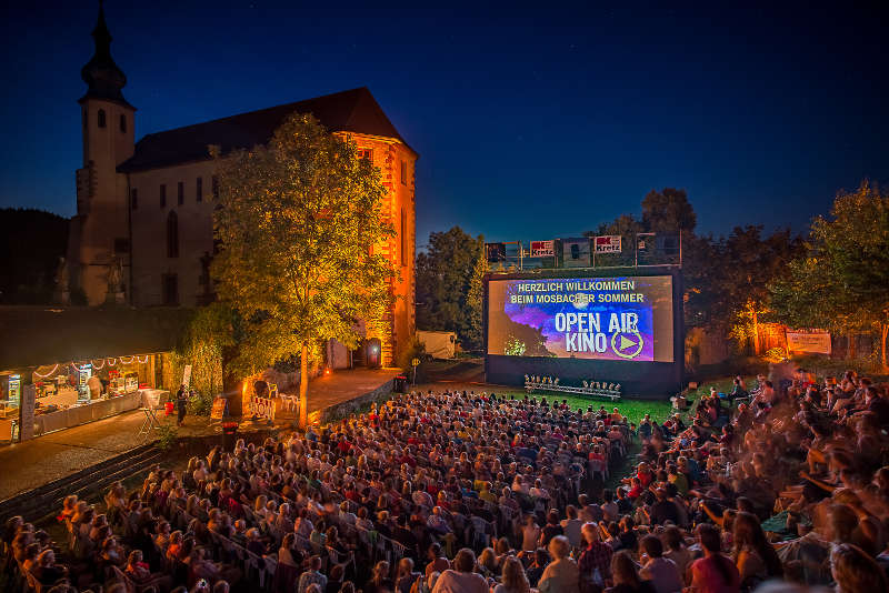 Open Air Kino Burggraben 2016 (Foto: Thomas Kottal)