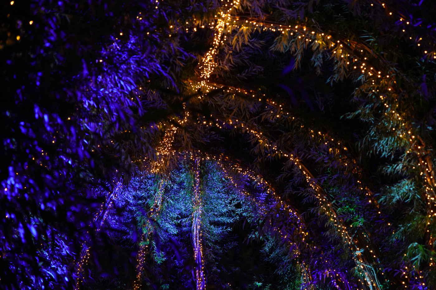 Die illuminierte Weidekapelle