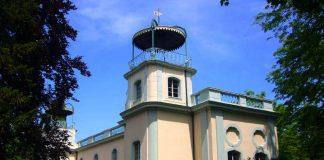 Auch das barocke Schießhaus der Fürstbischöfe von Speyer aus dem 18. Jahrhundert kann am Tag des offenen Denkmals besichtigt werden. (Foto: Thomas Adam)