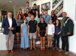 Internationales Workcamp im Ingelheimer Wald