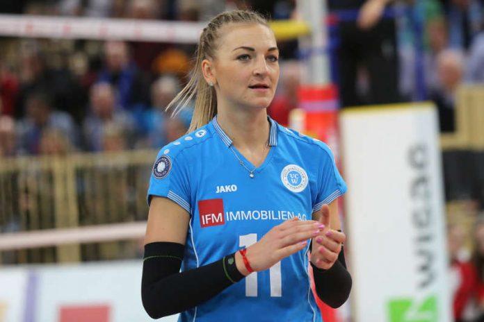 Simona Kóšová fällt für die Saisonvorbereitung des VCW aus (Foto: Detlef Gottwald)