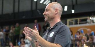 VCW-Chef-Trainer Dirk Groß freut sich auf die neue Saison (Foto: Detlef Gottwald)