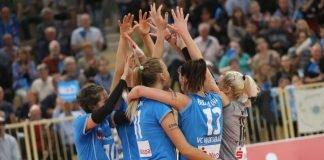 Der Volleyball-Erstligist VC Wiesbaden kommt zum Show-Training nach Fulda (Foto: Detlef Gottwald)