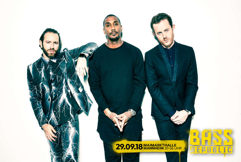 Chase&Status (Foto: Jim Fiscus)