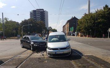 Artikel: Ludwigshafen-West - Unfall mit Folgen