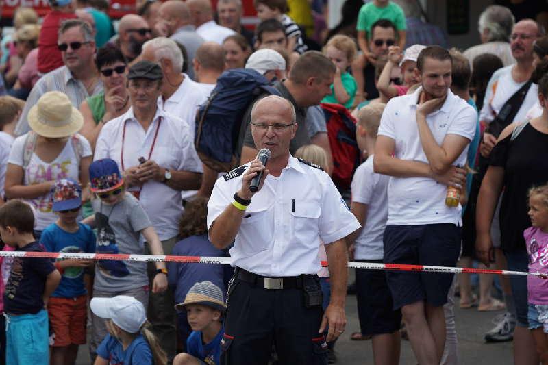 Frank Bohm, Leiter der Feuerwachen 2 und 3 (Foto: Holger Knecht)