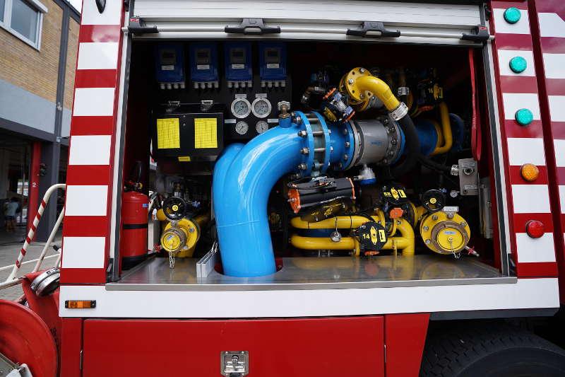 Feuerwehrtechnik (Foto: Holger Knecht)