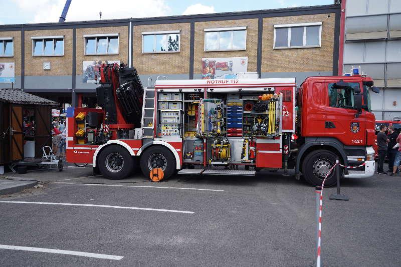 Feuerwehrfahrzeug (Foto: Holger Knecht)