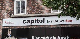 Mannheim Capitol Modernisierungsmaßnahmen (Foto: Helmut Dell)