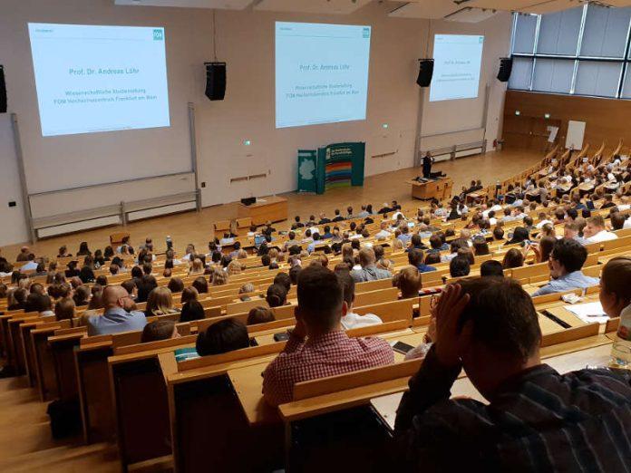 Vorlesung (Foto: FOM Hochschule)