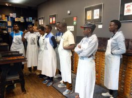 Gäste Ruanda