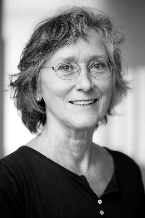 Sabine Huttel (Foto: Mathias Richter)