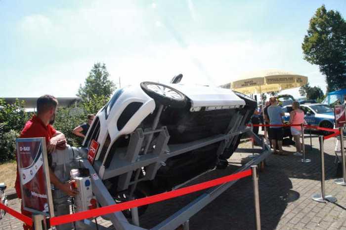 Rettungssimulator BASF - Siehe Bericht