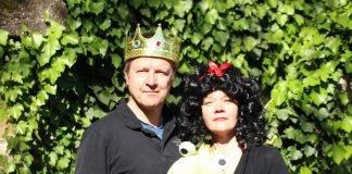 Kerstin Bachtler (r.) und Bodo Redner (Foto: PR)