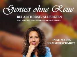 """Gesundheitsberaterin und Autorin Inge Maria Hammerschmidt stellt am Donnerstag, 16. August, ihr Buch """"Genuss ohne Reue"""" in der Landauer Stadtbibliothek vor. (Quelle: Hammerschmidt)"""