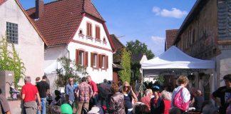 Ilbesheimer Weinkerwe (Foto: Verein Südliche Weinstrasse Landau-Land e.V.)