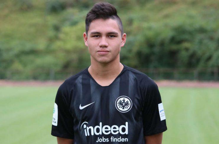 Mason Judge (Foto: Eintracht Frankfurt e.V.)