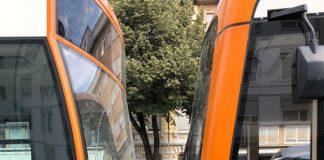 Gegen 6 Uhr waren zwei Stadtbahnen auf dem Kaiserring zwischen der Haltestelle Kunsthalle und dem Hauptbahn aufeinander aufgefahren (Foto: Stadt Mannheim)