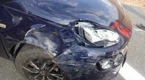 Schaden Opel Adam