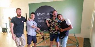 Stadtlabor Digital Vernissage Handyfilmworkshop (Foto: Holger Menzel)