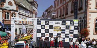 ADAC Rallye Deutschland, Thierry Neuville, Nicolas Gilsoul, Hyundai Shell Mobis World Rally Team, Ott Tänak, Martin Järveoja, Esapekka Lappi, Janne Ferm, Toyota Gazoo Racing WRT (Foto: ADAC / McKlein)