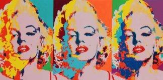 Marilyn Monroe von James Francis Gill (Foto: Galerie & Kunsthandlung HESS)