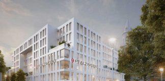 Firmensitz Pfalzwerke LU