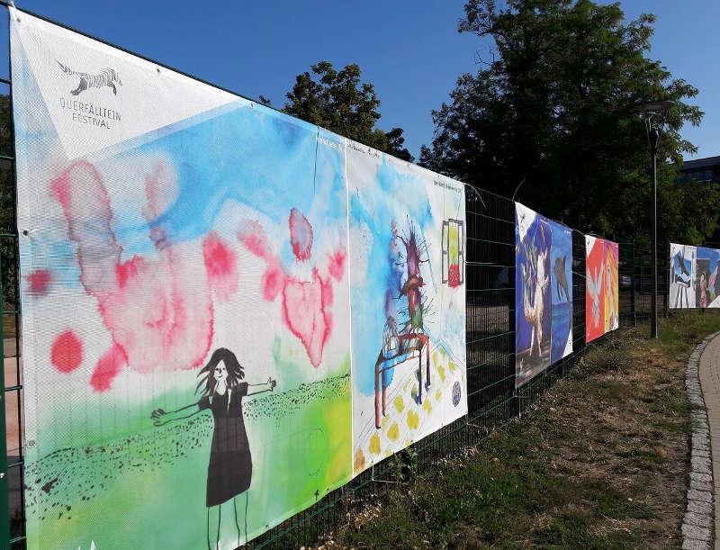 Open-Air Galerie (Foto: Stadtverwaltung Neustadt)