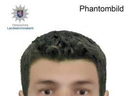 Phantombild des mutmaßlichen Trickbetrügers - Wer kennt diesen Mann?