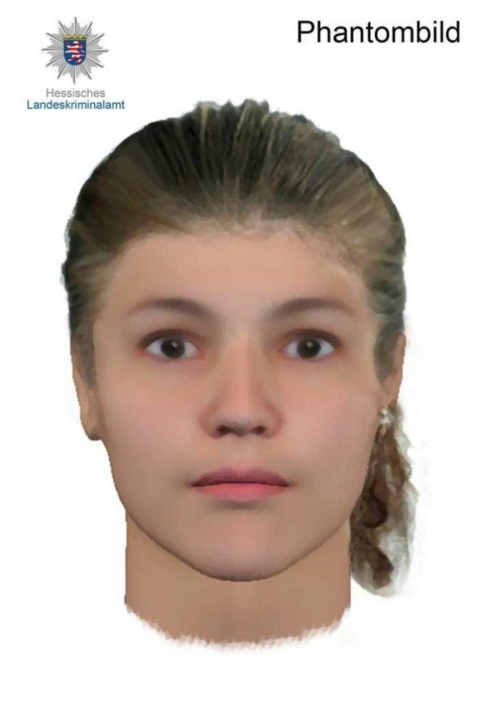 Abholerin - Wer kennt diese Frau?