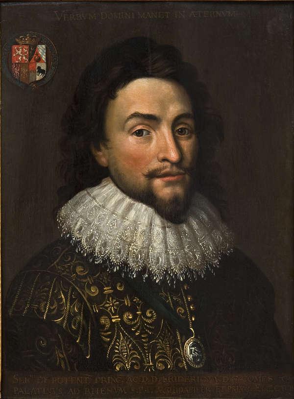 Porträt von Kurfürst Friedrich V. (Foto: rem, Foto: Jean Christen)