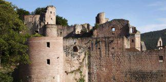 Schloss- und Festungsruine Hardenburg (Foto: GDKE Rheinland-Pfalz / Pfeuffer)