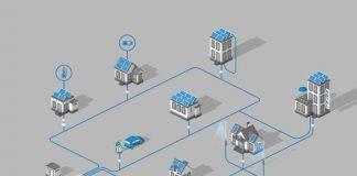 Forscher des KIT entwickeln nachhaltige und resiliente Lösungen für die Stromversorgung: Hierbei spielen Anordnung und Design von Sub-Netzen eine besondere Rolle. (Infografik: Elektrizitätswerk der Stadt Zürich, ewz)