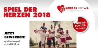 Spiel der Herzen 2018 (Quelle: Mainz 05)