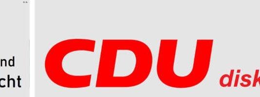 CDU diskutiert (Quelle: CDU Lambrecht)
