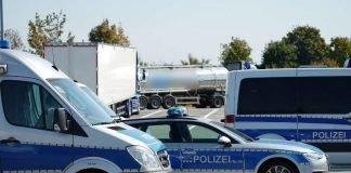 Symbolbild, Polizei, RLP, Kontrolle © Holger Knecht