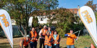 Die ehrenamtlichen Helfer der FWG Neustadt (Foto: FWG/Florian Stoner)