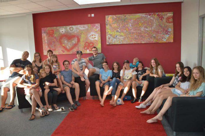 Der Teenkreis der FeG WiWa startet neu nach der Sommerpause und freut sich über neue Gesichter (Foto: Alexander Lucas)