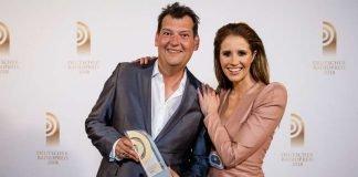Überreichung des Deutschen Radiopreis an Philipp Schmid (Foto: Hochschule für Musik Karlsruhe)