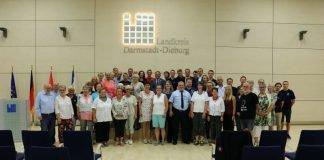 Verleihung der Ehrenamtscard (Foto: Landkreis Darmstadt-Dieburg)