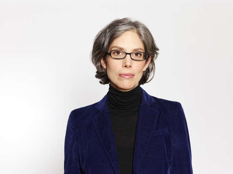 Esther Schlicht, Kuratorin der Ausstellung Wildnis (Quelle: Schirn Kunsthalle Frankfurt, Foto: Gaby Gerster)