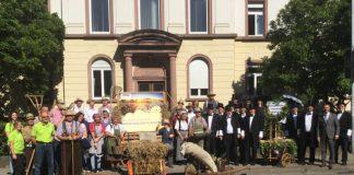 Gruppenfoto (Foto: Stadtverwaltung Sinsheim)