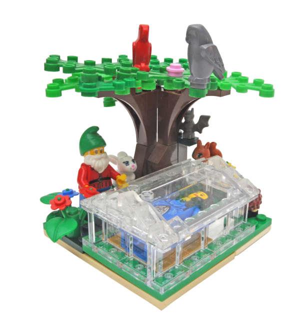 Lego Schneewittchen (Foto: Frank Wieland)