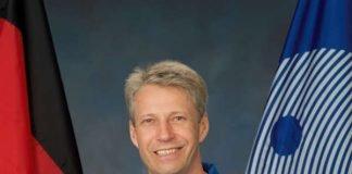 ESA-Astronaut Thomas Reiter (Foto: NASA)