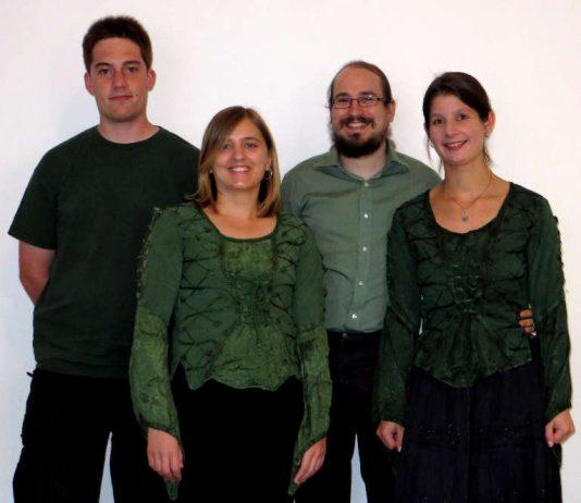 Die Celtic-Folk-Band RELILÉMA (Foto: PR)