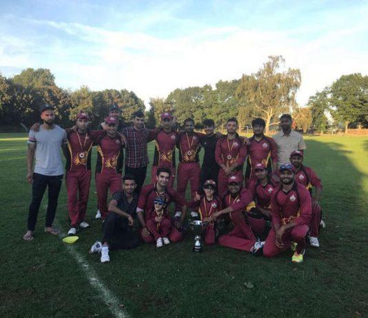 Die Cricket Lions Karlsruhe (Foto: CLK)